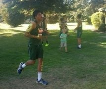 Tracy's cross country team continues to prepare for 2015 season