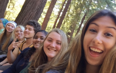 Tracy High students serve as science camp counselors