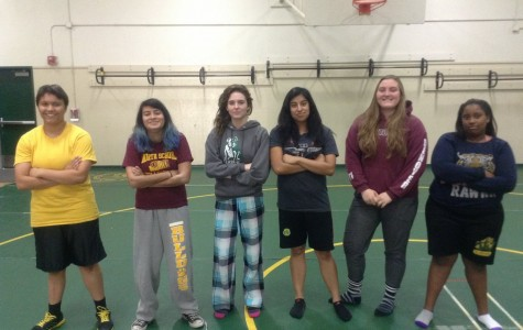 Wrestlers prepare for season; new girls team this year