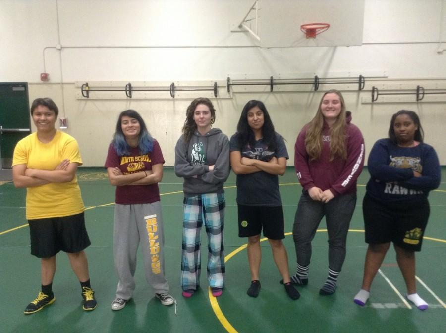 Wrestlers prepare for season; new girls team this year