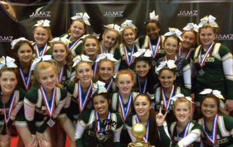 Tracy cheer captures third at nationals