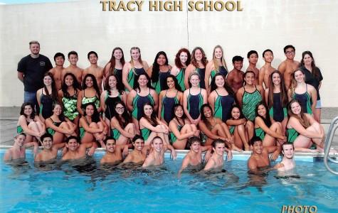 Boys' swim heads into league championships