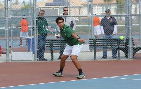 Boys' tennis heads into section competition