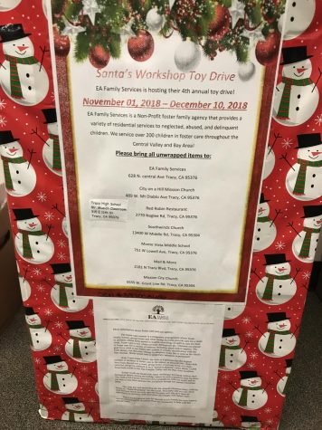 Christmas Charity Toy Drives
