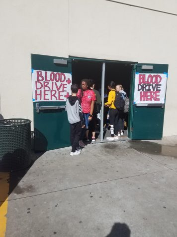 What Drives People to the Blood Drive