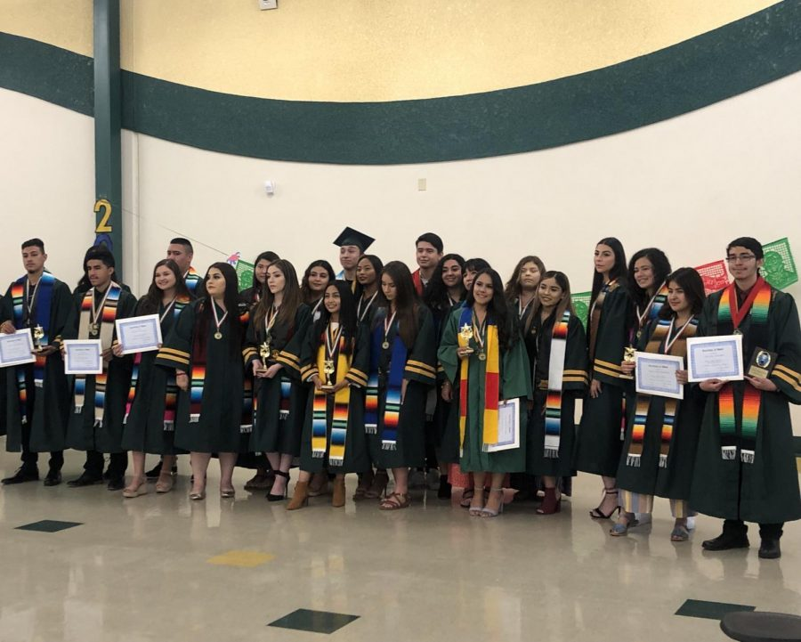 Latino Graduation Night!