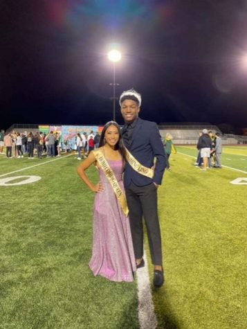 Homecoming King and Queen Results 2021